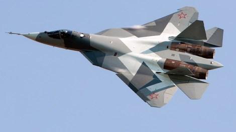 Κόσμος | Έπεσε το πιο προηγμένο ρωσικό μαχητικό αεροσκάφος Su-57