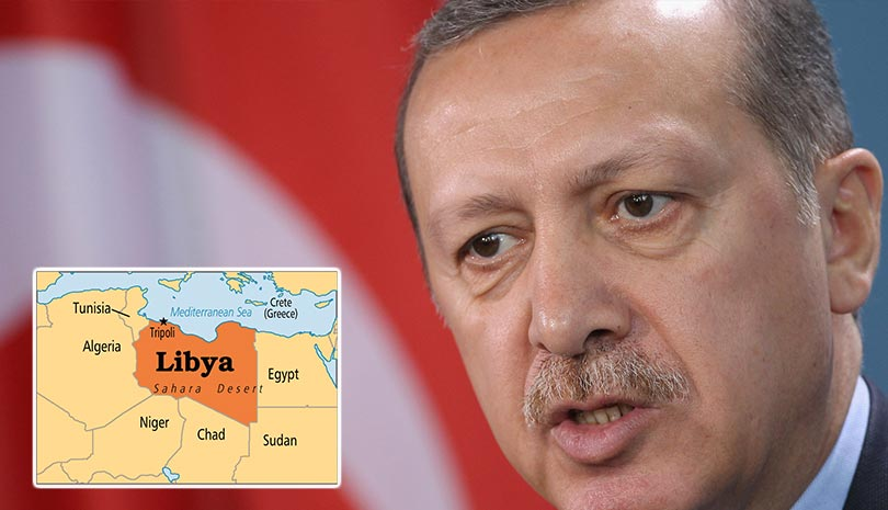 Κόσμος | Η Τουρκία ετοιμάζεται να στείλει στρατό στη Λιβύη - Στο παζλ και η Ρωσία