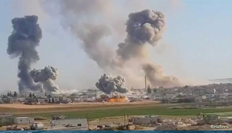 Συρία: Τούρκος στρατιώτης σκοτώθηκε από έκρηξη στην επαρχία Ιντλίμπ