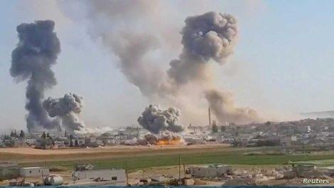 Κόσμος | Βομβαρδισμοί των ΗΠΑ σε Ιράκ & Συρία - Αντιδράσεις από Ρωσία και Τεχεράνη