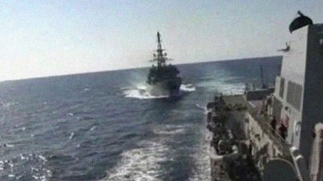 Κόσμος | «Θερμό» επεισόδιο ΗΠΑ και Ρωσίας στην Αραβική Θάλασσα