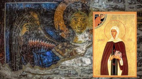 Εορτολόγιο | Αγία Ίτα - Η άγνωστη Ιρλανδή αγία και o άγγελος