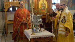 Εκκλησία | Ο Επίσκοπος Μελιτηνής Μάξιμος στη Γκρενόμπλ για τα Θεοφάνεια