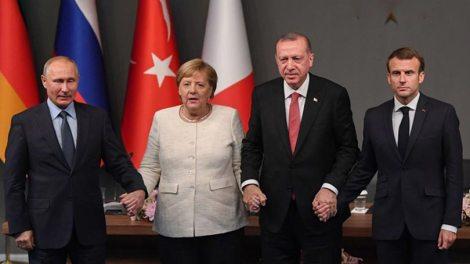 Κόσμος | Διάσκεψη Κορυφής του Βερολίνου για τη Λιβύη - Τα αντίπαλα στρατόπεδα
