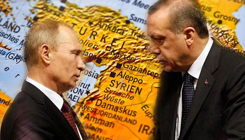 Συρία: Φρεγάτες με πυραυλικό σύστημα Kalibr στέλνει η Ρωσία