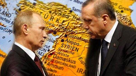Θα συγκρουστούν Ρωσία και Τουρκία στη Συρία;
