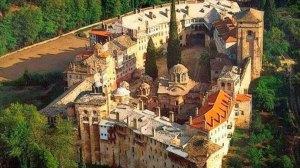 Άγιον Όρος: Αγρυπνία απόψε στην Ιερά Μονή Χιλανδαρίου