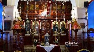 Ανοιξε και πάλι για τους πιστούς ο Ιερός Ναός Τιμίου Προδρόμου στο Κιβέρι Αργολίδας (ΦΩΤΟ)