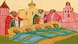 Εορτολόγιο 22 Φεβρουαρίου 2020: Η γιορτή είναι σήμερα η Μνήμη των εν τοις Ευγενίου ευρεθέντων Μαρτύρων