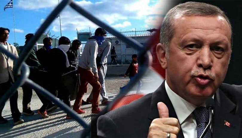 Η Τουρκία στοχεύει εθνική ασφάλεια και κυριαρχία μέσα από το μεταναστευτικό & προσφυγικό