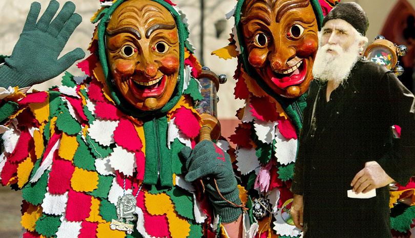 Καρναβάλι: Τι έλεγε ο Άγιος Παΐσιος για το τριώδιο των κοσμικών, τις αποκριές
