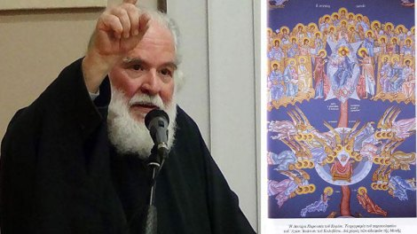 ΚΥΡΙΑΚΗ ΤΗΣ ΑΠΟΚΡΕΩ | † Πρωτοπρεσβύτερος Γεώργιος Μεταλληνός: Ο Θεός δεν είναι μονάχα στοργικός Πατέρας. Είναι και δίκαιος Κριτής