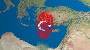 Οι τουρκικοί χάρτες δείχνουν πως η Τουρκία θέλει Αιγαίο και Κύπρο