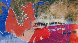 Τουρκία | Oruc Reis: Ανατολική Μεσόγειος, Αιγαίο, κυπριακή ΑΟΖ, Ελλάδα