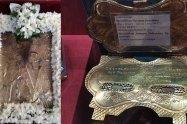Υποδοχή Ιερών Λειψάνων Οσίου Κασσιανού Ρωμαίου και Οσίου Αββακούμ Καλαμιθάσης