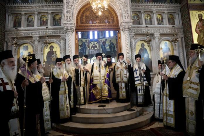 Η εξόδιος ακολουθία του μακαριστού μητροπολίτη πρώην Πειραιώς Καλλινίκου | ΕΚΚΛΗΣΙΑ | Ορθοδοξία | orthodoxiaonline | ΕΞΟΔΙΟΣ ΑΚΟΛΟΥΘΙΑ |  Εκκλησία |  ΕΚΚΛΗΣΙΑ | Ορθοδοξία | orthodoxiaonline