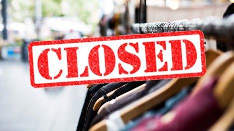 Έκτακτα μέτρα: Ποια καταστήματα είναι κλειστά και ποια παραμένουν ανοιχτά