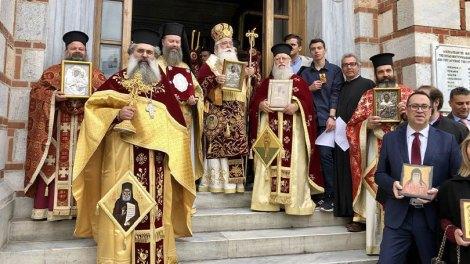 Κυριακή της Ορθοδοξίας στον Βόλο