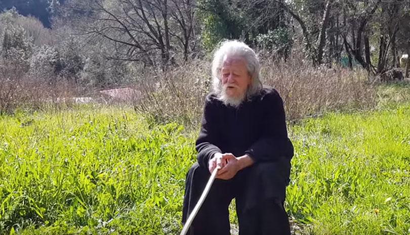 Ο Γέροντας Γαβριήλ αγιορείτης για τον κορωνοϊό | orthodoxia.online