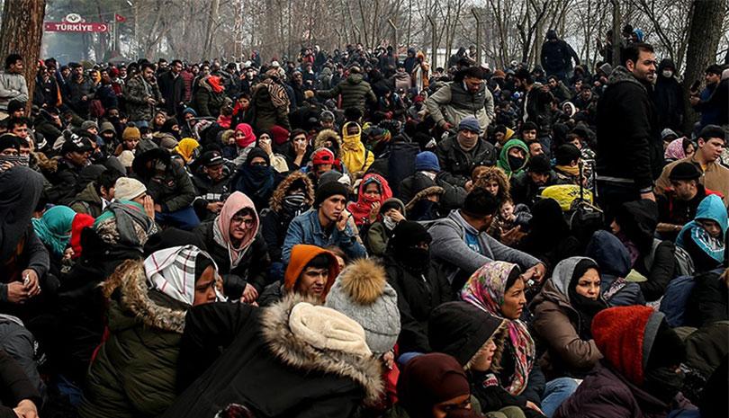 Στέλιος Πέτσας: Ασύμμετρη απειλή κατά της εθνικής ασφάλειας η κατάσταση στα σύνορα