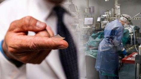 COVID-19: Εμβόλιο από τσιρότο!