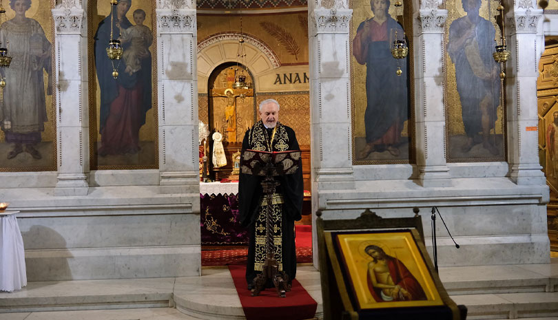 Η Κυριακή των Βαΐων και η Ακολουθία του Νυμφίου στο Παρίσι   ΕΚΚΛΗΣΙΑ   Ορθοδοξία   orthodoxiaonline   Παρίσι    Ακολουθία του Νυμφίου    ΕΚΚΛΗΣΙΑ   Ορθοδοξία   orthodoxiaonline