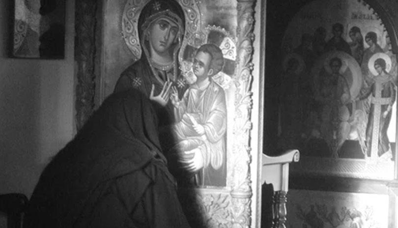 Μήνυμα από την Γερόντισσα Θέκλα - Ιερά Μονή Παναγίας Παρηγορήτισσας Μόντρεαλ