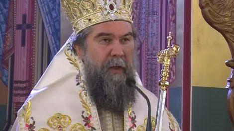Ο Μητροπολίτης Σερρών Θεολόγος για τα μέτρα προστασίας από τον COVID-19 στις Εκκλησίες
