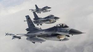 Αιγαίο: Μπαράζ παραβιάσεων από Τουρκικά αεροσκάφη