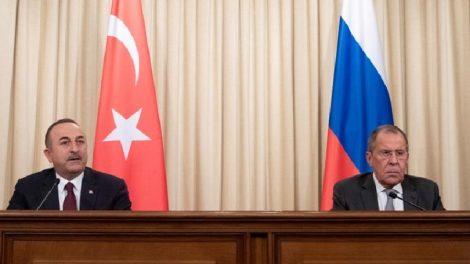 Διπλωματικό θρίλερ ανάμεσα σε Ρωσία & Τουρκία για Λιβύη & Συρία