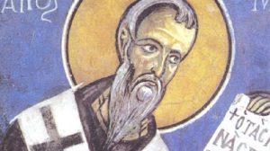Εορτολόγιο 2021 – 16 Ιουνίου Άγιος Τύχων ο Θαυματουργός επίσκοπος