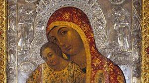 Η Παναγία του Κύκκου και ο μοναχός με το πονηρό δαιμόνιο