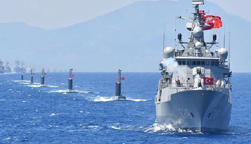 Η Τουρκία αρνείται ότι φρεγάτα της παρενόχλησε τον γαλλικό στόλο στη Μεσόγειο
