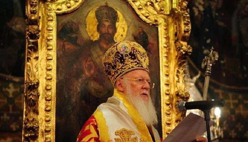 Ο Οικουμενικός Πατριάρχης Βαρθολομαίος προς τον Τζο Μπάιντεν