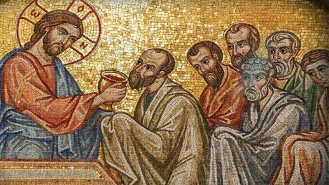 Θεία Κοινωνία και κορωνοϊός Covid-19