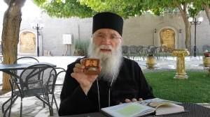 Άγιος Παντελεήμονας ο ιαματικός - Γέροντας Νεκτάριος Μουλατσιώτης