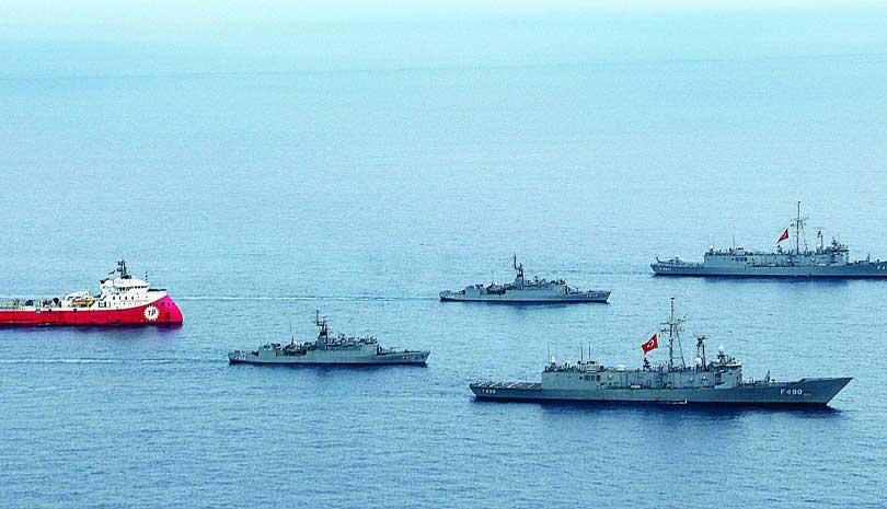 Δέκα κινήσεις για την ανάσχεση του τουρκικού επεκτατισμού