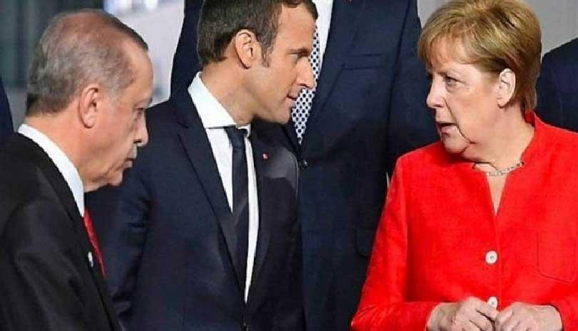 Γερμανικές διευκρινίσεις, γαλλικά μηνύματα και παράνοια Ερντογάν με φόντο το Καστελλόριζο