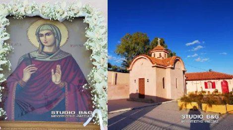 Η Εορτή της Αγίας Μαρίνας κάτω από το κάστρο του Άργους | Αγία Μαρίνα | Ορθοδοξία | orthodoxia.online | Αγία Μαρίνα | Αγία Μαρίνα | Αγία Μαρίνα | Ορθοδοξία | orthodoxia.online