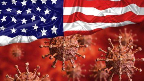 Covid-19: Περισσότεροι από 1.400 νέοι θάνατοι στις ΗΠΑ