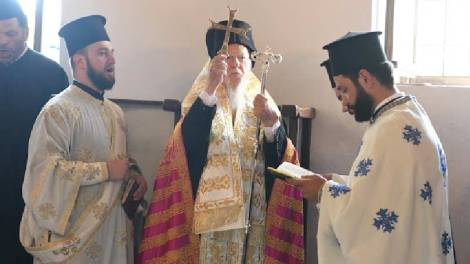 Οικουμενικός Πατριάρχης Βαρθολομαίος: Θα χρειασθούν θυσίες για να μη χαθή ο,τι έζησε πάμπολλους αιώνες