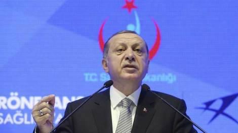 Ερντογάν: Με το άνοιγμα της Αγίας Σοφίας γινόμαστε μάρτυρες της αναγέννησης του έθνους μας