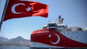 Το Oruc Reis ξεκίνησε σεισμικές έρευνες λέει η τουρκική πρεσβεία