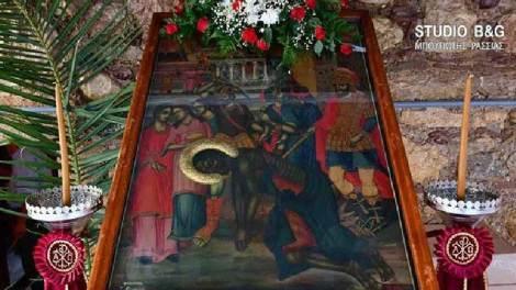 29 Αυγούστου   Αποτομή της Τιμίας Κεφαλής του Αγίου Ιωάννου του Προδρόμου - Πως νηστεύουμε