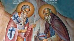 7 Αυγούστου σήμερα γιορτάζει ο Άγιος Θεοδόσιος ο νέος ο ιαματικός