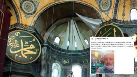 Αγία Σοφία : Νεκρός από καρδιακή προσβολή ο μουεζίνης Οσμάν Ασλάν