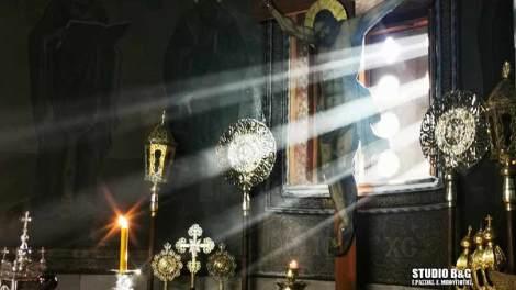 Αργολίδα : Με μάσκες οι πιστοί στις Εκκλησίες