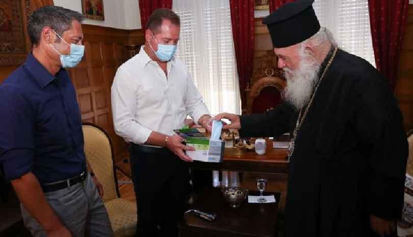 Αρχιεπίσκοπος Ιερώνυμος : «Οι επιπολαιότητες είναι για άλλα πράγματα»