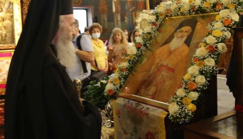Η Αποστολική και αγγελική ζωή του αγίου Καλλινίκου, Μητροπολίτου Εδέσσης, Πέλλης και Αλμωπίας