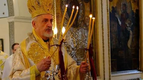 Μητροπολίτης Γαλλίας κ. Εμμανουήλ: «Η Εκκλησία δεν περιορίζεται σε ανθρώπινες κατασκευές»